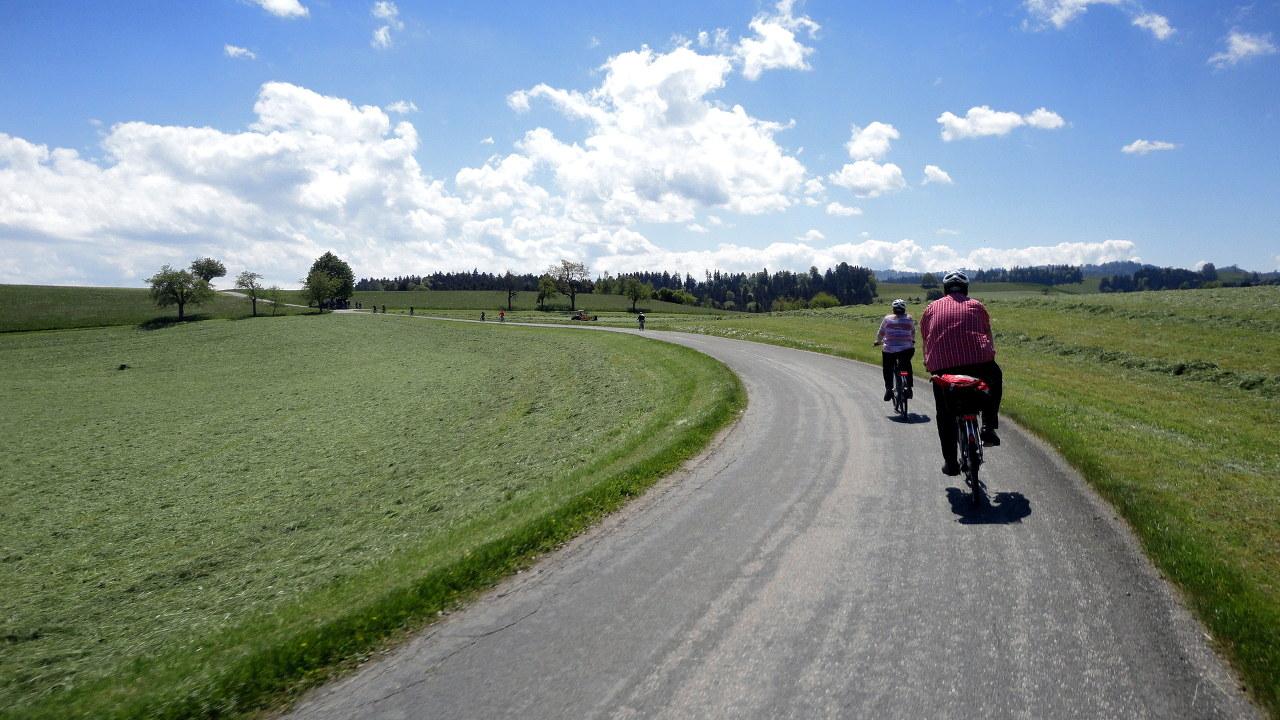 Flyer Werksbesichtigung E-Bike-Tour Radhaus Kastner