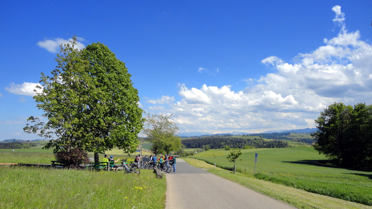 Flyer Werksbesichtigung E-Bike-Tour 2
