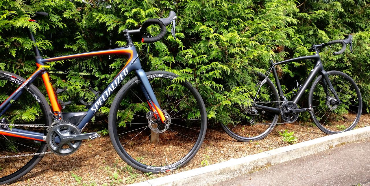 Specialized Roubaix Testbikes
