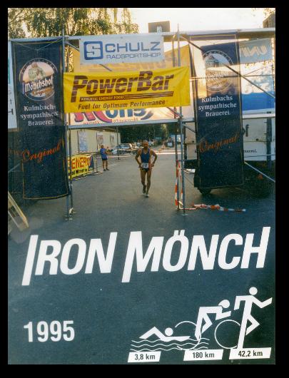Anton Kellerer 1995 Iron Mönch