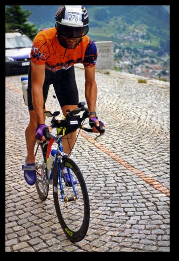 Anton Kellerer Rennrad Triathlon