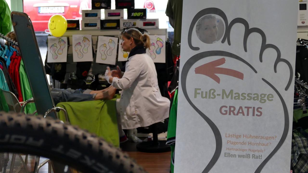 Mobile Fußpflege Ellen Ruschmann Rastatt Kuppenheim