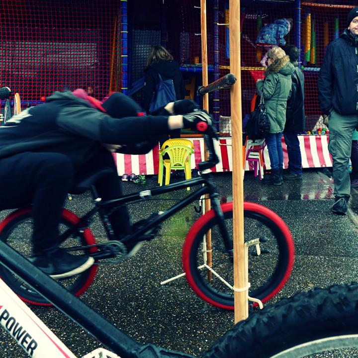 Bike Limbo Contest Radhaus Kastner