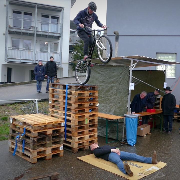 Klaus Kastner todesmutig