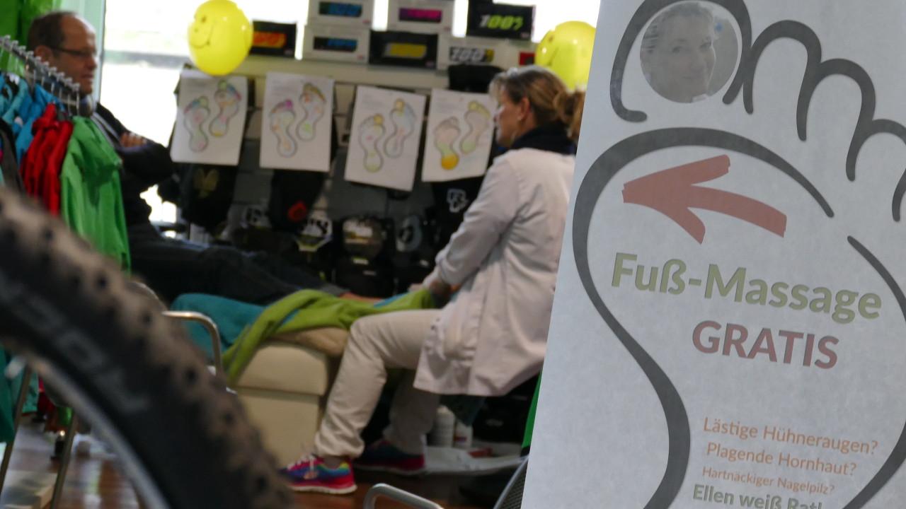 Ellen Ruschmann Medizinische Fußpflege auch für Männer