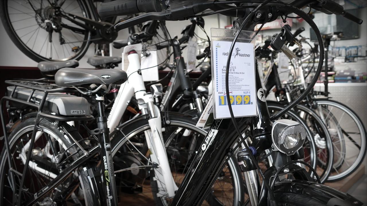 Einsteiger E-Bike günstiges