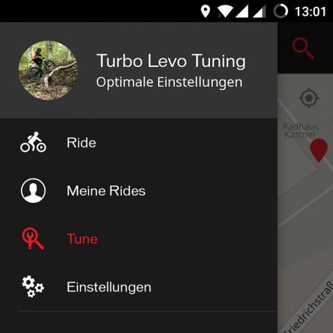 Turbo Levo & Kenevo Tuning Apps