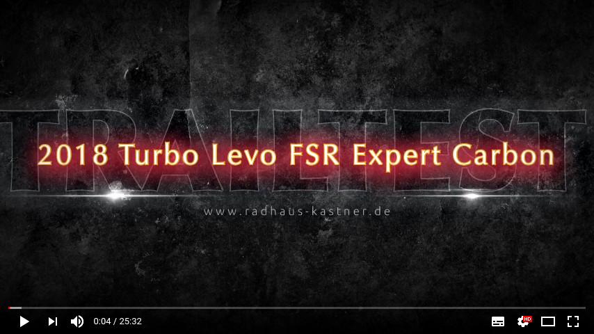 Link zu YouTube Turbo Levo Expert Carbon Trailtest